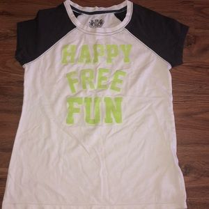 Juicy Couture T-shirt size 10